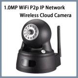 1.0MP WiFi P2p IP-Netz-drahtlose Wolken-Überwachungskamera