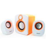 Heiße Verkauf 2.1 USB-Computer-Lautsprecher-niedriger Preis Hhigh Qualität!