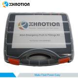 De Pneumatische Plastic Duw van Xhnotion in Uitrusting 4mm, 6mm, 8mm, 10mm de Uitrusting van de Montage van de Douane