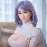 160cm Silikon-lebensgrosse reale Mädchen-Puppe