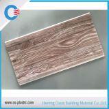 Panneau de PVC d'épaisseur de l'impression 7.5mm 10 panneau de mur de longueur du panneau de plafond de PVC de pouce 5.95m