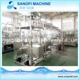 Linha automática do engarrafamento da água bebendo para a água mineral