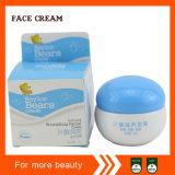 Produits de beauté crèmes faciaux de face de soin de bébé