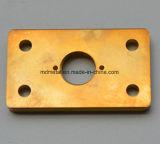 펀치 금속 CNC 기계로 가공 부속 강철 플레이트