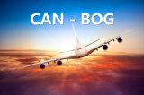 De goedkope Vracht van de Lucht van Guangzhou aan Bogota