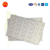 Heiße Verkäufe passten Einlegearbeit Prelam Lay-out Soem-RFID für Chipkarte an
