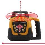 200hv Rotation Laser Level 360 Line Laser com bateria seca e ajuste Slope Function