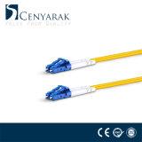 Koord van het Flard van de Kabel van de Aansluting van de vezel het Optische Optische voor LC FC Sc St