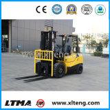 Forklift da gasolina de um LPG de 3.5 toneladas com certificado do Ce