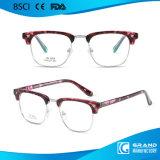 Het nieuwe Vierkante Anti Blauwe Tr90 Optische Frame Eyewear van de Aankomst in Voorraden