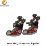 Shinny Gemelos de plata y corbata Conjuntos de clip para regalos (XY-mxl91602)