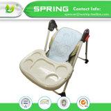 China-wasserdichte Baby-Krippe-Matratze-Schoner-Baby-Krippe-Großhandelsauflage-wasserdichte Baby-Auflage