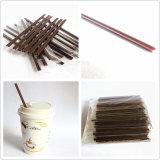 Kundenspezifischer nützlicher PlastikStiring Trinkhalm für Kaffee