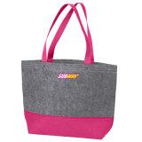 Оптовый ультрамодный способ Легк-к-Украшает сумку покупкы войлока