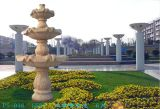 Jardin granit naturel/fontaine en pierre (001)