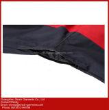 Venda por grosso de poliéster mulheres adultos Casaco Windbreaker personalizados para ambientes externos (J261)