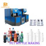 Automatisches kleines Haustier-Glasflaschen-Mineralwasser/karbonisierte weich die Getränke/Fruchtsaft-Warmeinfüllen, die Gerät/Produktionszweig Maschine bildend abfüllt