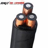 Cable eléctrico del aislante de cobre/de aluminio del conductor XLPE