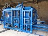 máquina para fazer blocos de pavimentação automático (qtd10-15)