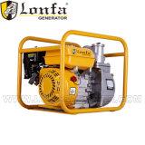 Portable 3pouce de l'essence de la pompe d'irrigation de la pompe à eau