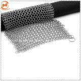 Кухня Chainmail Stainles стальных поверхностей/Скруббер