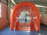 Миниый раздувной шатер лагеря для семьи