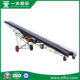 O transporte de correia é um tipo do transporte contínuo conduzido frição da maquinaria dos materiais