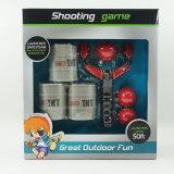 Schießen-Spiel-im Freienspaß, sichere Kugel-Ziel-Wanne preiswerte Slingslot Spielwaren