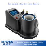 Machine de tasse de presse de la chaleur de postes de Digitals cinq