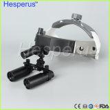 lenti di ingrandimento dentali 6.0X per il Magnifier medico LED ad alta intensità Hesperus chiaro del Magnifier 6 X del Galileo