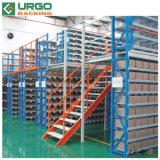 Sistema de racks de mezanino de aço de alta qualidade Q235 Armazenamento chinês de paletes