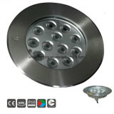 Resistente al agua IP68 36W luz LED Lámpara de Piscina submarino