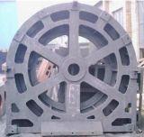 Pièce de grande taille de fonte grise, pièces de radiateur de fer de moulage de sable