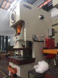 Jh21 manivela do frame da série C única máquina de perfuração da imprensa de potência de 160 toneladas