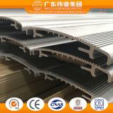 Weiye Aluminium/Aluminium-/Aluminio thermische isolierende Zwischenwände mit sichtbarem Rahmen