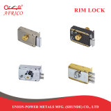 Seguridad de puerta Bloqueo de la Llanta fija con doble cilindro y llave Normal LT600 puerta por puerta