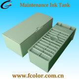 De bulk Tank van de Inkt van het Afval T699700 met Spaander voor de Tank van het Onderhoud P7000 P8000 P9000 van Epson P6000