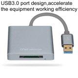 USB 3.0 a leitor de cartão de Cfast do adaptador do cartão de Cfast 2.0