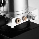 덤프 트레일러를 위한 단 하나 임시 유압 펌프 12V 덤프 트레일러 -4 쿼트 금속 공기통