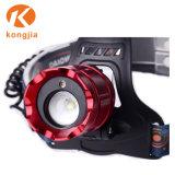 Tragbare Lampe der meiste Scheinwerfer des leistungsfähige nachladbare Fackel-leichte Betrieb-LED