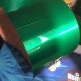 Freies Beispielsüßigkeit-Grün-Puder-Beschichtung für Metall