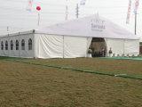 Шатер партии шатёр белой водоустойчивой холстины белый для горячего сбывания