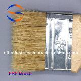 Spazzole di capelli di legno spesse del maiale della maniglia