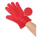 BBQ перчатки печи перчаток, теплостойкAp держатели бака силикона для варить кухню выпечки
