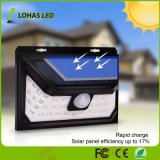 39 LED LED Sensor de movimiento de la luz solar para uso exterior