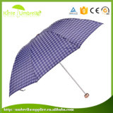開いた卸し売りデジタル印刷マニュアルおよび近い3つのフォールドの傘