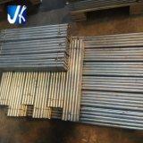 Ss400, S235jr, S355jr, горячая окунутая гальванизированная стальная круглая штанга