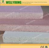 Дешевая панель перегородки панели нутряной стены MGO