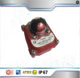 Contenitore di interruttore di limite con la parentesi dell'acciaio inossidabile