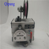 Señalar el mecanismo impulsor de la travesía del anillo del balanceo de la prensa de batir que almacena la estación escénica de la entrada del mecanismo impulsor